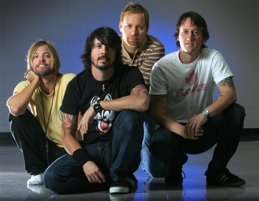 Foofighters band2009