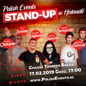 Polish Events Stand Up Show E4